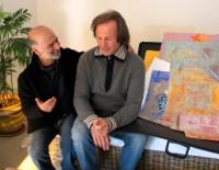 Alain Soucasse et Chahab